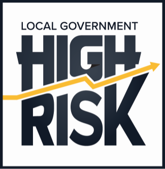 Local Government High Risk logo